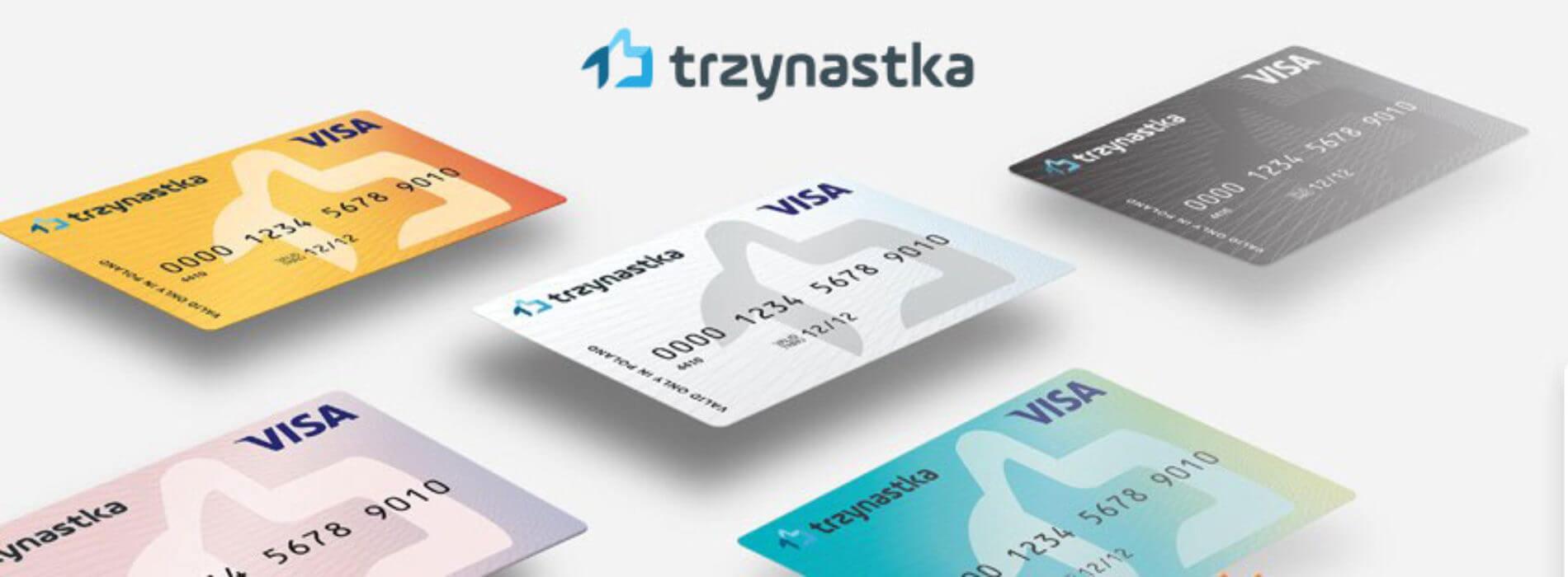 Karta Trzynastka – pożyczka na karcie kredytowej