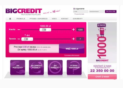 bigcredit-www