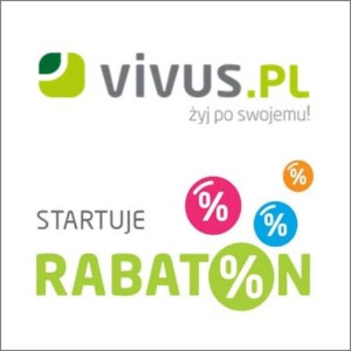 Rabaton – najnowsza promocja Vivusa