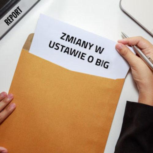 Ważne zmiany w rejestrach dłużników BIG