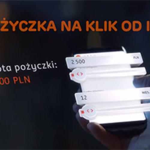 Pożyczka na klik od ING – szybka i online