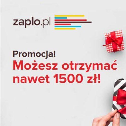 Nowa promocja Zaplo – spłacaj w terminie pożyczkę i otrzymuj co pół roku gotówkę