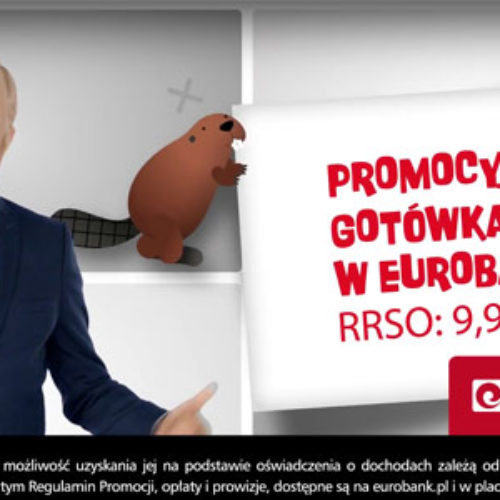 """""""Pożyczka na już"""" z Eurobanku – teraz z prowizją 0 zł"""