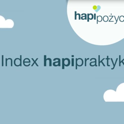 Index Hapipraktyk – nowa kampania edukacyjna HapiPożyczki