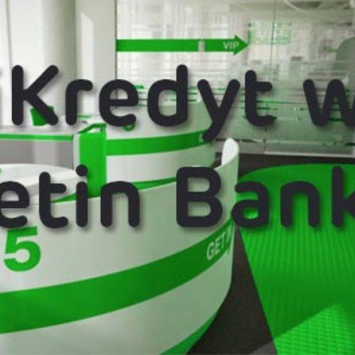 iKredyt w Getin Banku – kredyt bankowy dostępny online