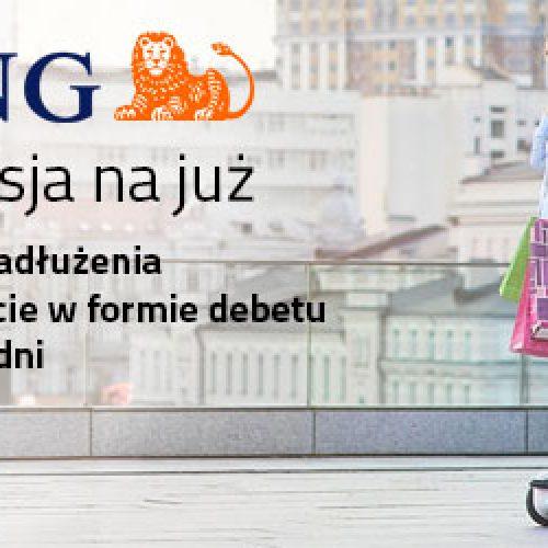 Pensja na już – nowa oferta od ING