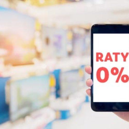 Raty 0%  – Poznaj pułapki handlowców!