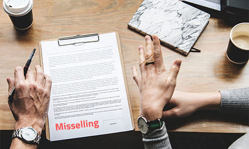 Misselling – czym jest nowe zjawisko na rynku usług finansowych?