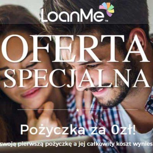 Darmowa Pożyczka w LoanMe