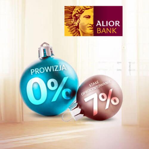 Świąteczna promocja Alior Banku – Magiczna Pożyczka z prowizją 0%