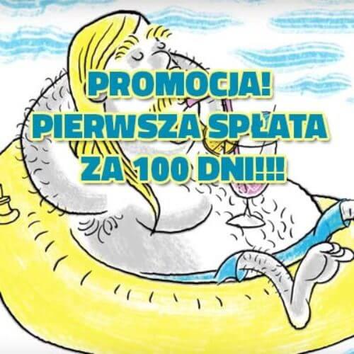 Promocja w Euroloan – pierwsza spłata limitu dopiero za 100 dni!