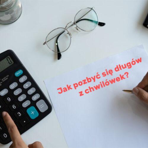 Jak pozbyć się długów z chwilówek? Możliwe warianty