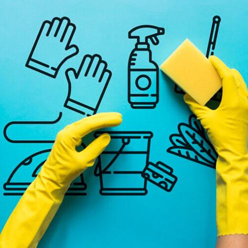 Ile za godzinę sprzątania płacą firmy i osoby prywatne w 2021?