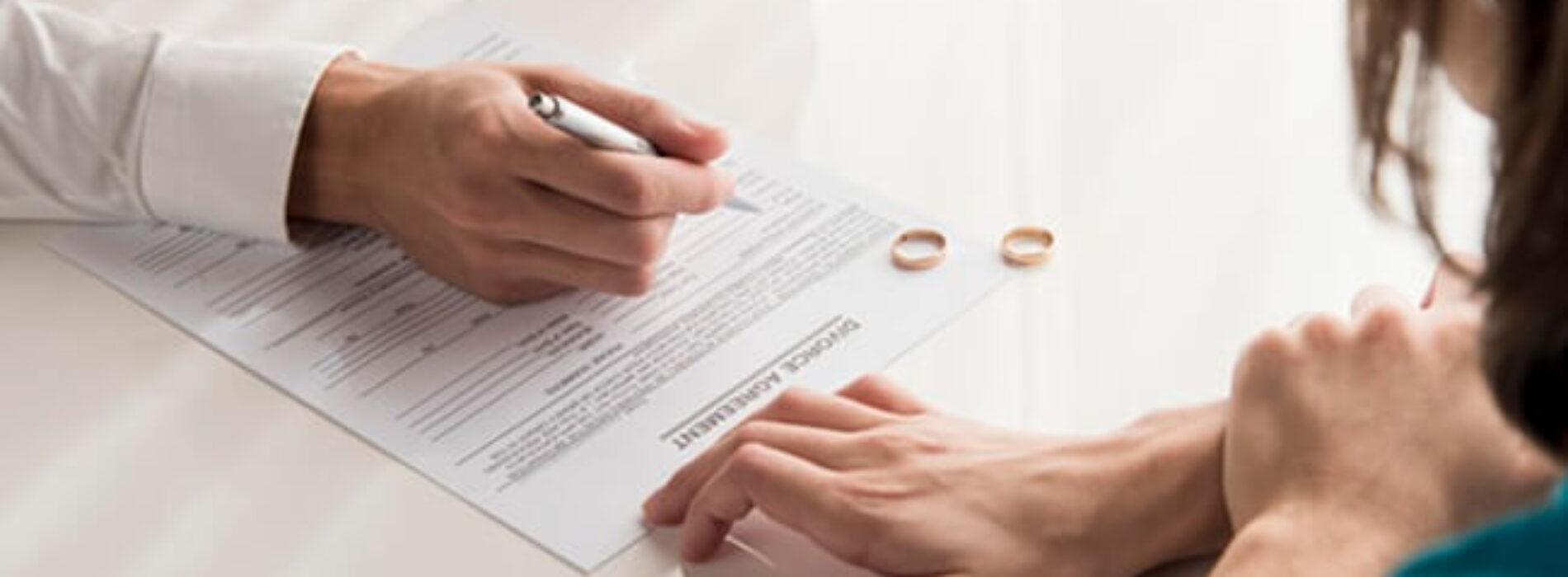 Kto spłaca kredyt gotówkowy po rozwodzie?