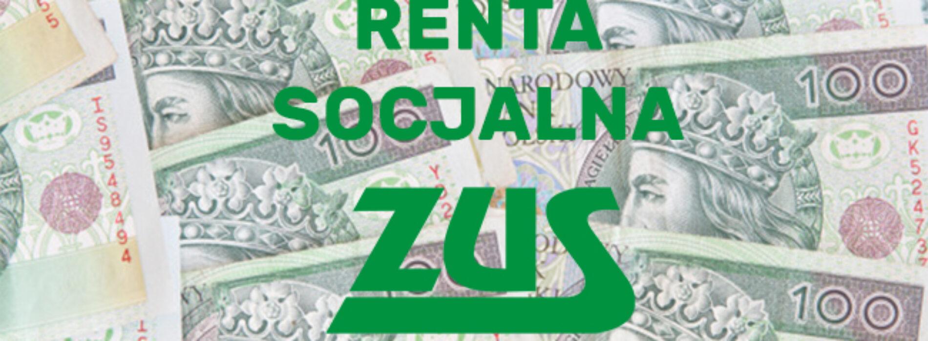 Renta socjalna – czym jest i kto może ją otrzymać?