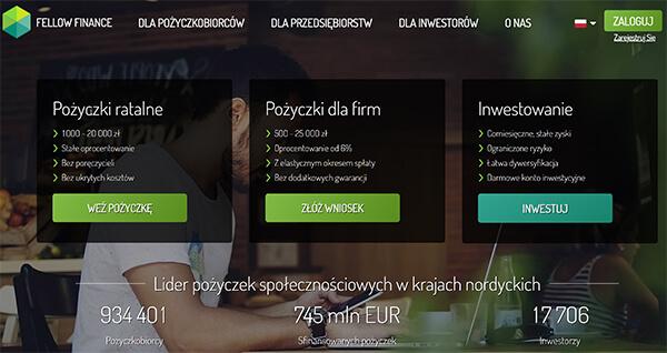 fellow finance - strona www