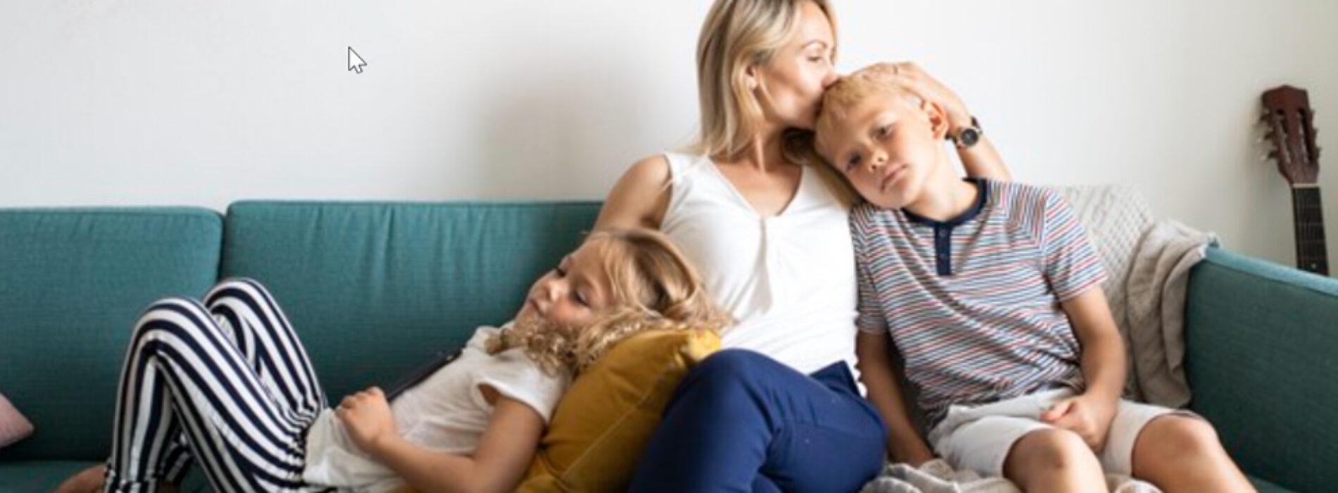 Renta rodzinna dla wdowy z dziećmi. Kiedy i komu przysługuje?
