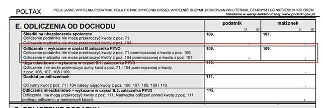 ulga na internet pit PIT 37.jpg